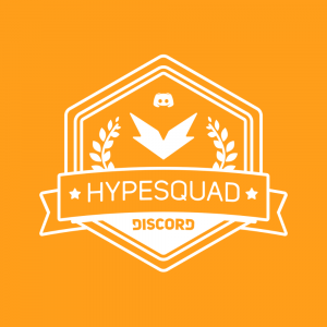 Joined the Discord HypeSquad Program on May 2, 2017.
